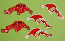 キィニョン 様 クリスマスカード