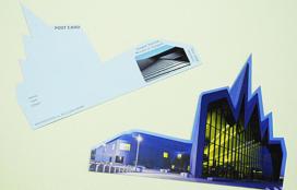 グラスゴー交通博物館 ポストカード