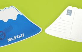 『株式会社エンユー』様 ポストカード